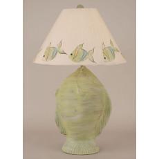 Angel Fish Pot table lamp