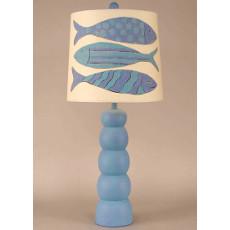 5 Ball Pot Table Lamp