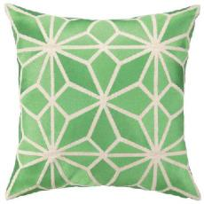 Mojave Green Emb Pillow