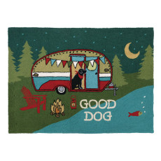 Good Dog Hook Rug
