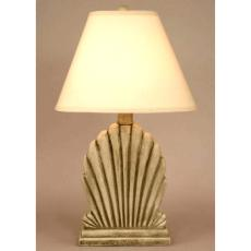 Fan Shell Table Lamp - Seastone