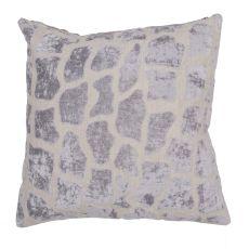 Animal Print Pattern Linen Charmed By Jennifer Adams Pillows Down Fill Pillow