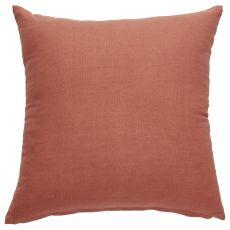 "Damask Pattern Red/Yellow Cotton Down Fill Pillow ( 20""X20"")"