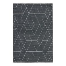 Geometric Pattern Wool, Polyester And Polypropylene Jada Area Rug