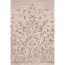 Damask Pattern Wool Timeless By Jennifer Adams Tufted Area Rug