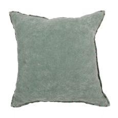"Modern/Contemporary Pattern Green Cotton Down Fill Pillow ( 22""X22"")"