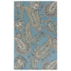 Paisley Pattern Wool Timeless By Jennifer Adams Tufted Area Rug
