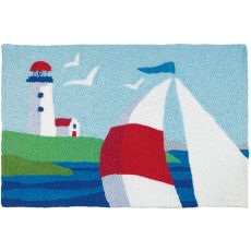 "Guardian Light Indoor/Outdoor Rug, 20"" X 30"""