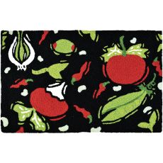 "Salad Toss Indoor/Outdoor Rug, 20"" X 30"""