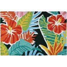 """Tropical Colors Indoor/Outdoor Rug, 20"""" X 30"""""""