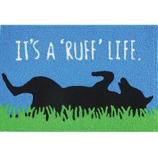 "Ruff Life Indoor/Outdoor Rug, 20"" X 30"""