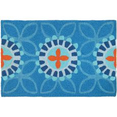 "Ciao Bella Indoor/Outdoor Rug, 20"" X 30"""