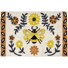"Quilting Bee Indoor/Outdoor Rug, 20"" X 30"""