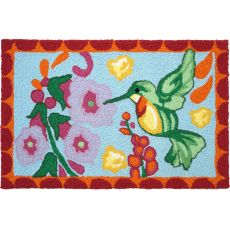 "Hummingbird Indoor/Outdoor Rug, 20"" X 30"""
