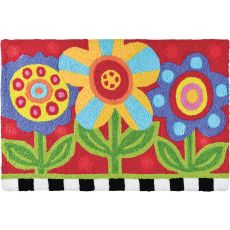"Pop Art Garden Indoor/Outdoor Rug, 20"" X 30"""