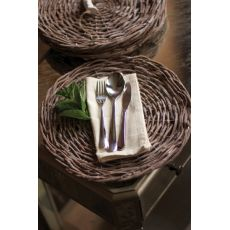 Rustic Grey Twig Charger Set of 4