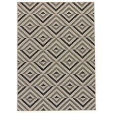 Geometric Pattern Polypropylene Knox Area Rug