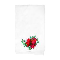 Poinsettia Kitchen Towel
