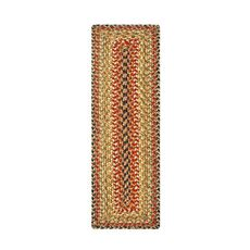 "Homespice Decor 8"" x 28"" Small Table Runner Rect. Kingston Jute Braided Accessories"