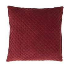 """Modern/Contemporary Pattern Red Cotton Down Fill Pillow ( 22""""X22"""")"""