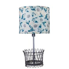 Holland Basket  Table Lamp