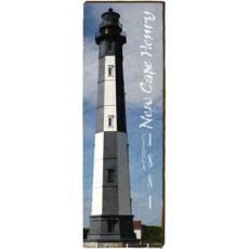 New Cape Henry Lighthouse Wood Wall Art