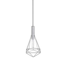 Uttermost Proteus 1 Light Geometric Mini Pendant