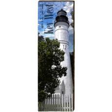 Key West Lighthouse Wood Wall Art