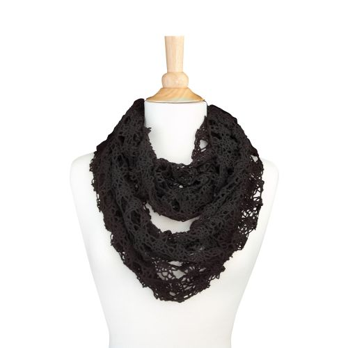 Lady Mary Cowl, Black