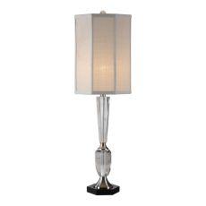Uttermost Eliza Crystal Lamp