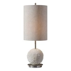 Uttermost Cascara Sea Shells Tabletop Lamp