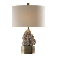 Uttermost Desert Rose Lamp