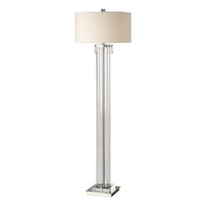 Uttermost Monette Tall Cylinder Floor Lamp