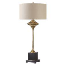 Uttermost Christiani Metallic Gold Lamp