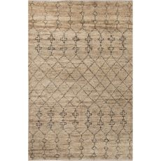 Tribal Pattern Jute And Wool Luxor By Nikki Chu Area Rug