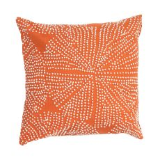 Modern/Contemporary Pattern Cotton En Casa By Luli Sanchez Pillows Poly Pillow