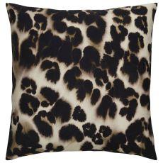Animal Print Pattern Cotton And Polyester En Casa By Luli Sanchez Pillows Poly Pillow
