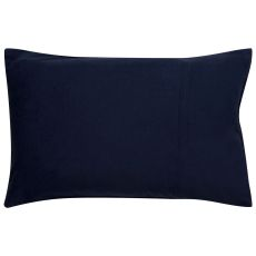 "Southwestern & Country Pattern Blue/Taupe Wool And Cotton Down Fill Pillow ( 16""X24"")"