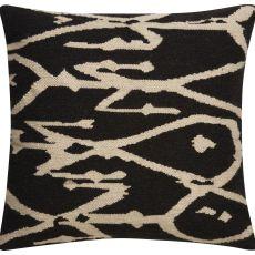 Modern/Contemporary Pattern Wool And Cotton En Casa By Luli Sanchez Pillows Poly Pillow