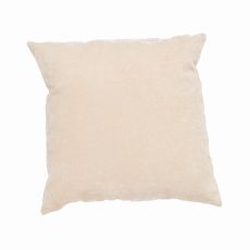 """Modern/Contemporary Pattern Ivory/White Linen And Cotton Down Fill Pillow ( 20""""X20"""")"""