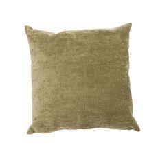 "Modern/Contemporary Pattern Green Linen And Cotton Down Fill Pillow ( 20""X20"")"