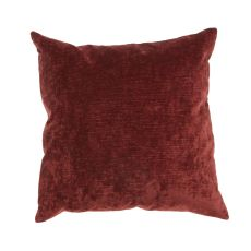 """Modern/Contemporary Pattern Red Linen And Cotton Down Fill Pillow ( 20""""X20"""")"""