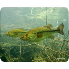 Large Mouth Bass #2 Cutting Board