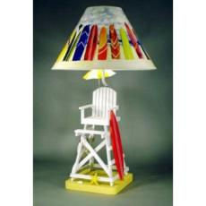 Lifeguard Chair Lamp