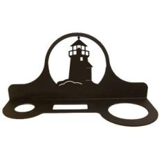 Lighthouse Hair Dryer Rack