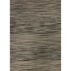 Naturals Solid Pattern Gray Jute Area Rug (9X12)