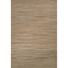 Naturals Solid Pattern Tan Jute Area Rug (8X10)