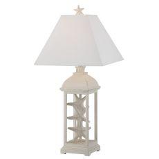 Starfish Lantern Table Lamp