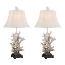 Tropical Fish Table Lamp (Set Of 2)