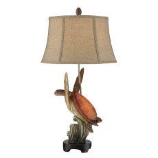 Turtle Night Light Table Lamp